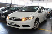 Honda Civic New  LXS 1.8 16V (flex) 2014}
