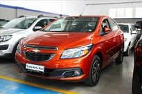 Chevrolet Onix 1.4 LTZ SPE/4 2013}