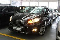 Ford Fiesta 1.6 Titanium PowerShift 2015}