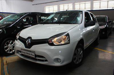 Renault Clio Expression 1.0 16V (Flex) 4p 2014}