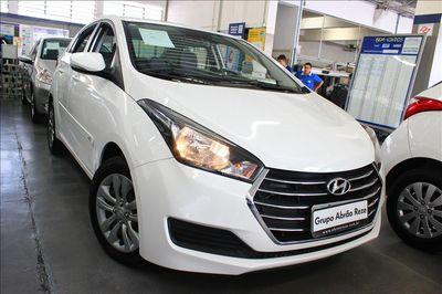 Hyundai HB20S Comfort Plus 1.6 AT Flex 2016}