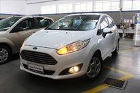 Ford Fiesta 1.6 (Flex) 2015}