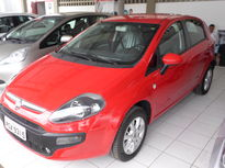 Fiat Punto 1.4 (Flex) 2016}