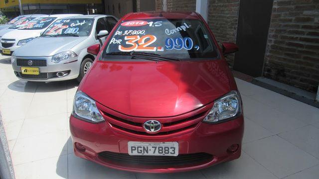 Etios Sedan XLS 1.5 (Flex)
