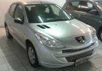Peugeot 207 XR 1.4 8V Flex 4p 2013}