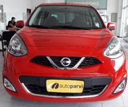 Nissan March 1.6 SL 16V FLEX 4P MANUAL 2016}