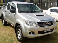 Toyota Hilux Cabine Dupla STD 4x4 Diesel 2015}