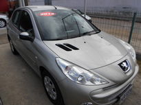 Peugeot 207 XR 1.4 8V Flex 4p 2012}