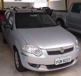 Fiat Palio Weekend Attractive 1.4 8V 2014}