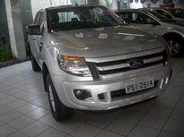 Ford Ranger Cabine Dupla XLS 2.5 Flex 2015}
