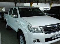 Toyota Hilux Cabine Dupla Flex SR 2.7L (Aut) 2014}