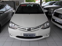 Toyota Etios Sedan XLS 1.5L (Flex) (Aut) 2015}