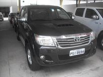 Toyota Hilux Cabine Dupla SRV A/T 4x4 Diesel 2015}