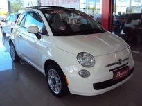 Fiat 500 Cult 1.4 Evo (Flex) 2013}