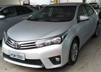 Toyota Corolla Sedan 2.0 Dual VVT-i XEI (aut)(flex) 2016}