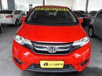 Honda Fit EXL 1.5 16V (flex) (aut) 2015}