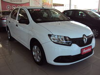 Renault Logan Authentique 1.0 16V (Flex) 2016}
