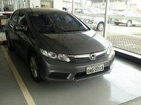 Honda Civic New  LXS 1.8 16V (aut) (flex) 2014}