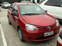 Toyota Etios Hatch X 1.3L Flex 2013}