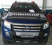 Ford Ranger Cabine Dupla XLT 3.2 Diesel 4X4 - AT 2015}