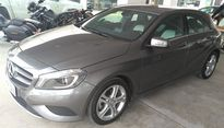 Mercedes-Benz Classe A 200 Style 1.6 DCT Turbo 2015}
