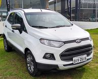 Ford Ecosport FreeStyle 1.6 2013}