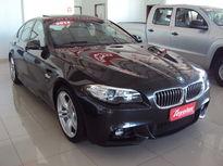 BMW 528I 2.0 16V GASOLINA 4P AUTOMÁTICO 2014}