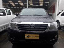 Toyota Hilux Cabine Dupla SR A/T 2.7L 4x2 Flex 2015}