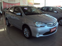 Toyota Etios Sedan XLS 1.5 (Flex) 2015}