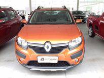 Renault Sandero Stepway Stepway 1.6 8v EASY'R (Flex) (Auto) 2015}