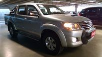 Toyota Hilux Cabine Dupla SRV A/T Top 3.0L 4x4 Diesel 2013}