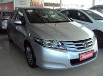 Honda City EX 1.5 16V (flex) (aut.) 2011}