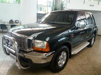 Ford F-250 F250 XLT 4.2 Turbo (Cab Dupla) 2002}