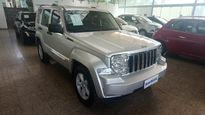Jeep Cherokee Limited 3.7 V6 4WD 2012}