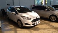 Ford Fiesta 1.6 (Flex) 2016}