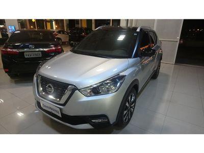 Nissan Kicks SL 1.6 (Aut) 2018}