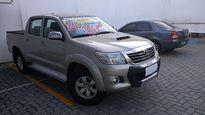 Toyota Hilux Cabine Dupla Diesel SRV 2.8L Turbo (Aut) 2014}