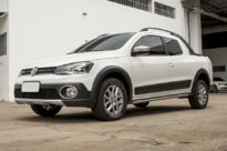 Volkswagen Saveiro 1.6  (Flex) (cab. estendida) 2016}