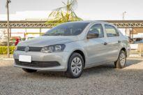 Volkswagen Voyage Trendline 1.0 2015}