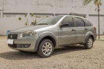 Fiat Palio Weekend Trekking 1.4 8V (Flex) 2010}