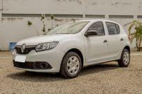 Renault Sandero Authentique 1.0 16V (Flex) 2016}