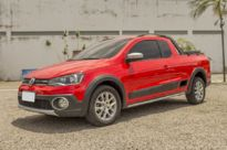 Volkswagen Saveiro Cross CE 2014}