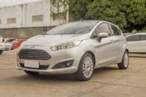 Ford Fiesta Titanium 1.6 2014}