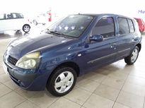 Renault Clio 1.0 PRIVILÉGE 16V FLEX 4P MANUA 2004}