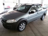 Fiat Strada Working 1.4 (Flex)(Cab Dupla) 2014}