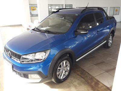 Volkswagen Saveiro Cross 1.6 CD 2017}