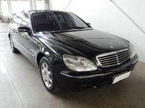 Mercedes-Benz Classe S S 500 5.0 (nova série) 1999}