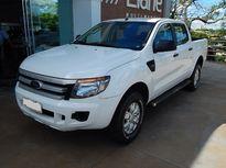 Ford Ranger Cabine Dupla XLS 2.5 FLEX 2013}