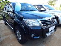 Toyota Hilux Cabine Dupla Flex SR 2.7L (Aut) 2012}