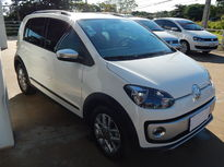 Volkswagen up! cross up! 1.0 TSI 2016}